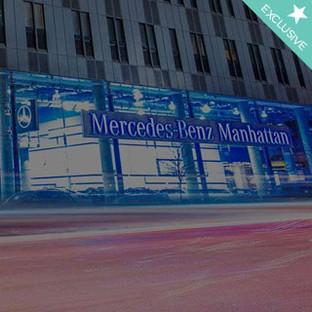 MERCEDES-BENZ MANHATTAN