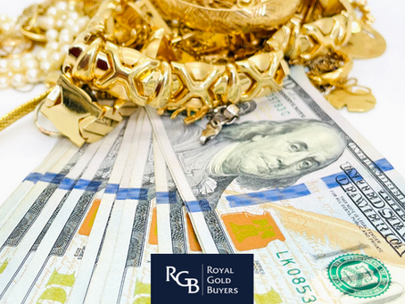 Need Cash Now? Sell your Gold, Silver, Platinum and Palladium Bullion to Royal Gold Buyers!