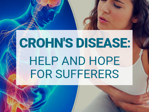 Crohn's Disease - Help and Hope for Sufferers