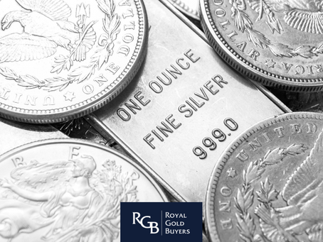 Got Silver… Get Cash! Royal Gold Buyers is BUYING!