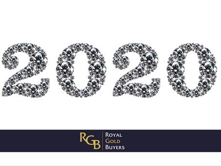 Royal Gold Buyers' Amazing 2020 Journey