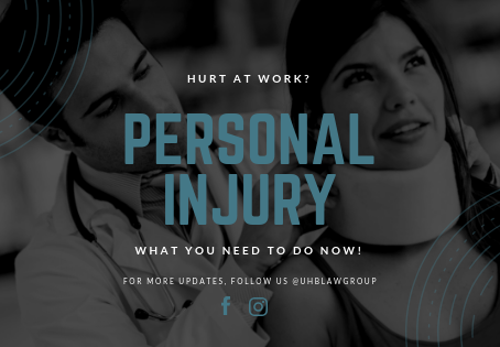 Hurt at work… What happens now?