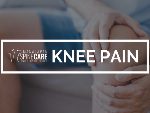 Do Your Knees Hurt?