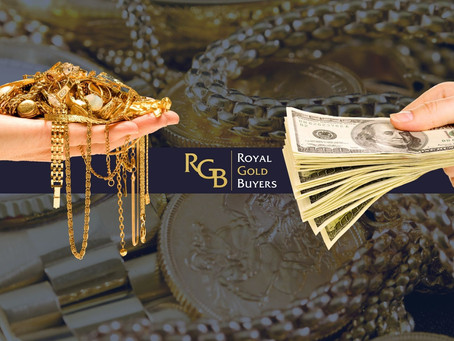 Royal Gold Buyers' Tips to Selling Your Jewelry