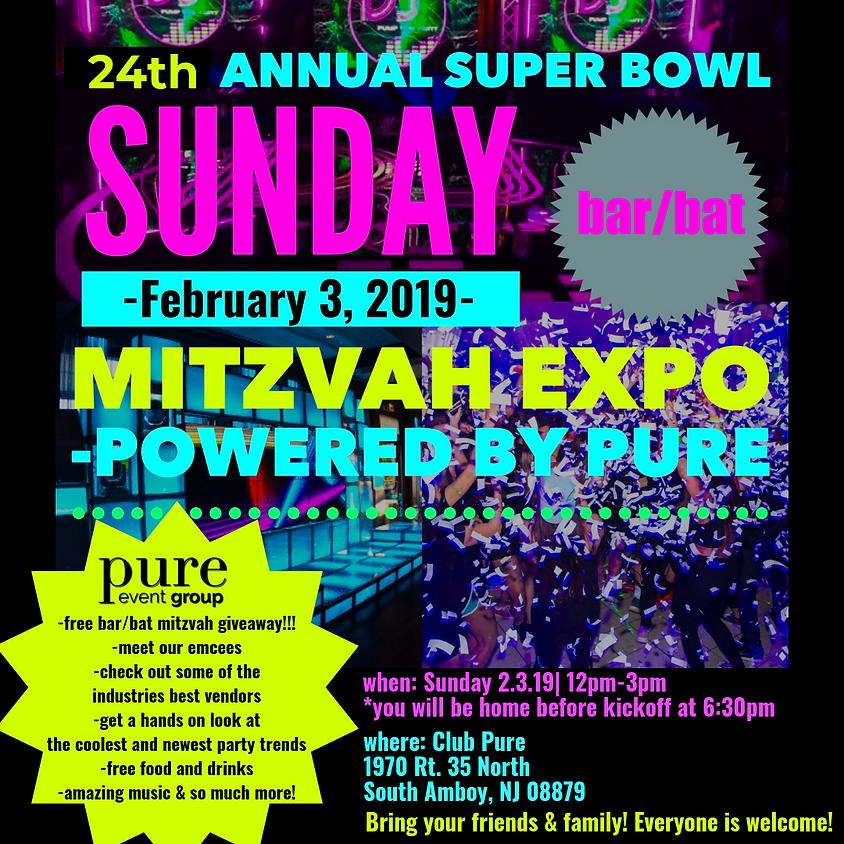 2019 Superbowl Mitzvah Expo