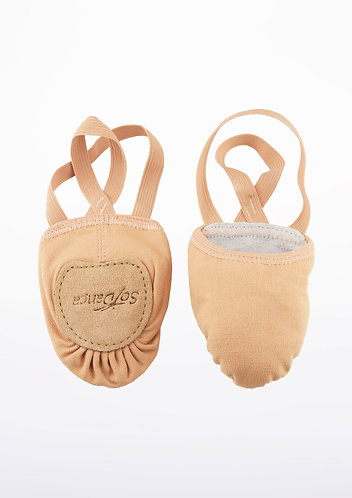 So Danca Canvas Half Sole
