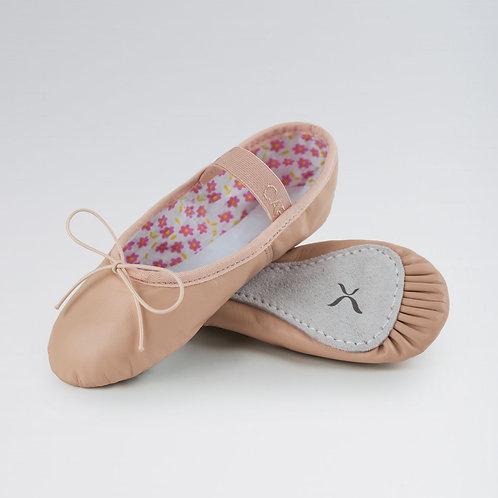 Capezio Daisy Leather Ballet Shoes