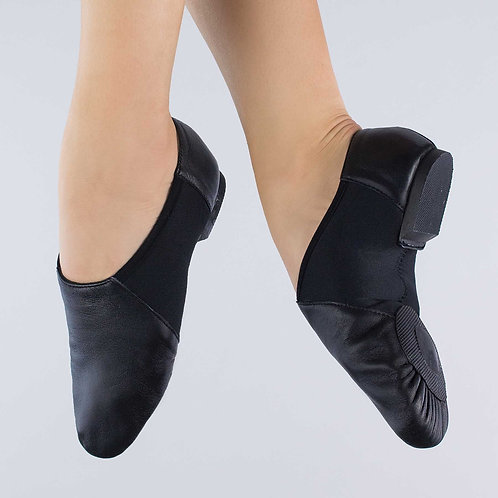 1st Position Split Sole Jazz Shoe