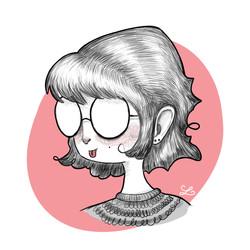 Liz doodle
