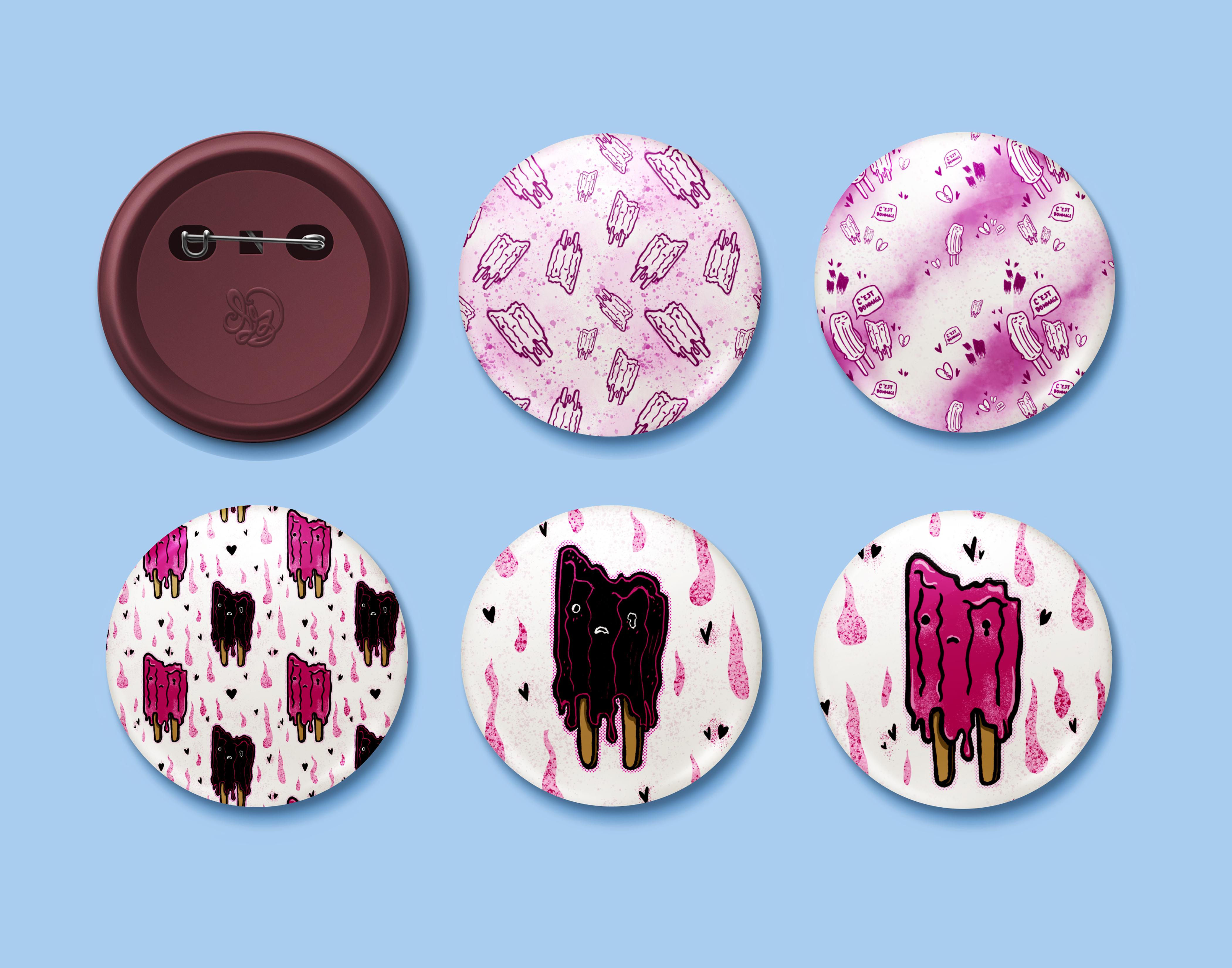 Pop Pins