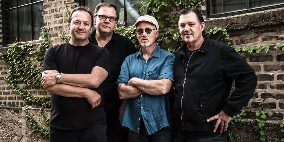 THE SMITHEREENS w/MARSHALL CRENSHAW in Ferndale, MI