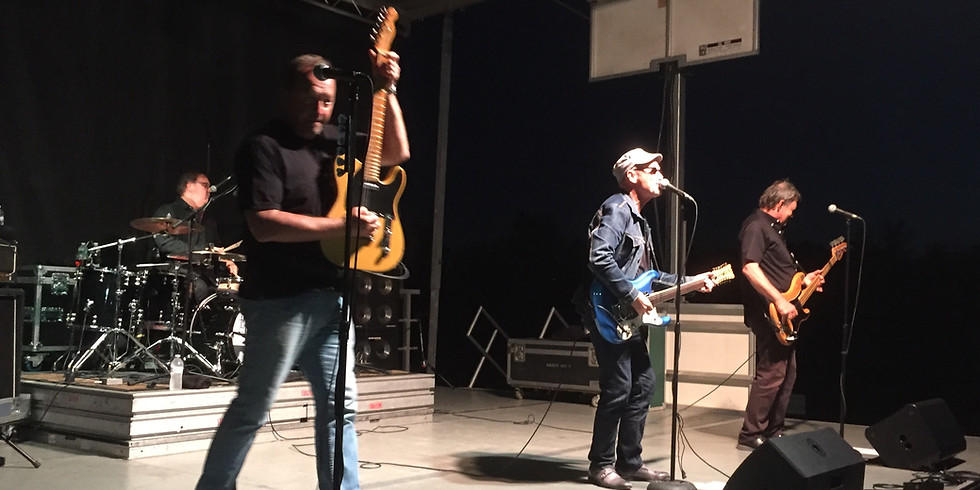 THE SMITHEREENS w/MARSHALL CRENSHAW in Scituate, MA