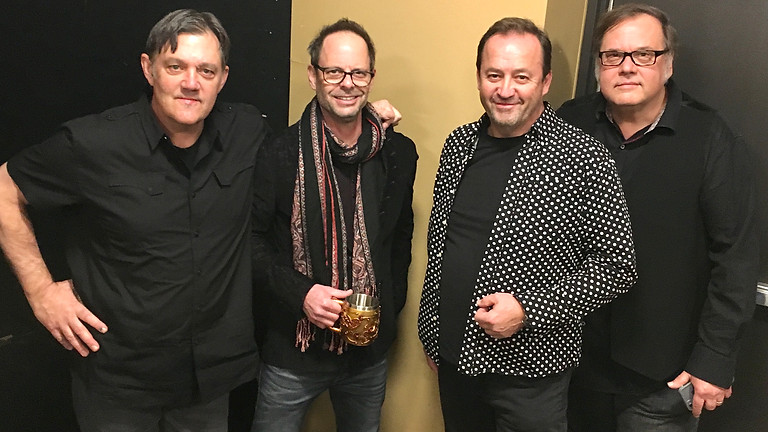 THE SMITHEREENS w/ROBIN WILSON in Carteret, NJ