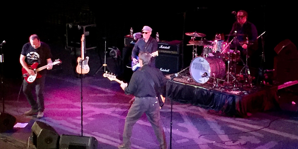 THE SMITHEREENS w/MARSHALL CRENSHAW in Natick, MA