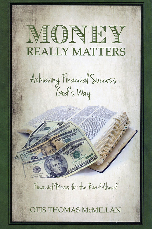 Money Really Matters