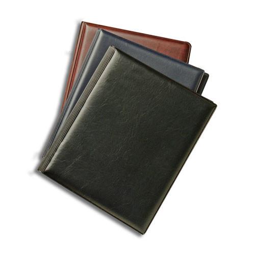 Padded, heat sealed vinyl cover