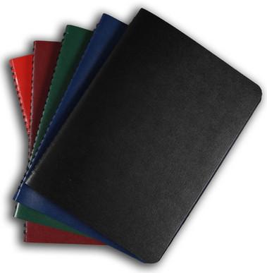 leatherette wraparound cover