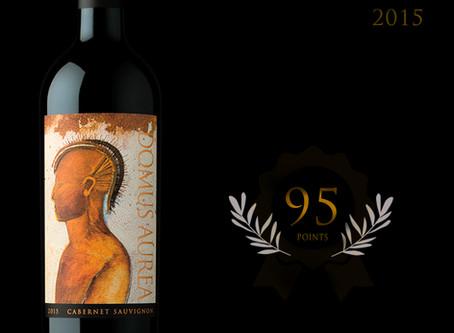 Robert Parker: Domus Aurea 2015