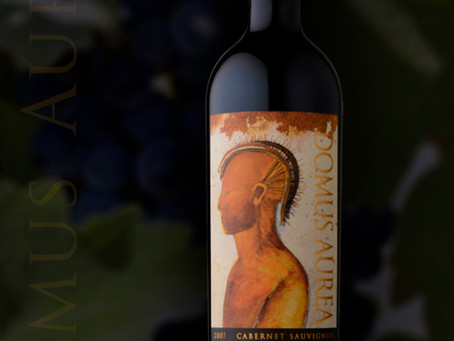Evolution of Tasting Notes: Domus Aurea 2007