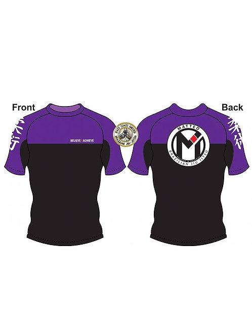 The Purple Belt (Ranked)