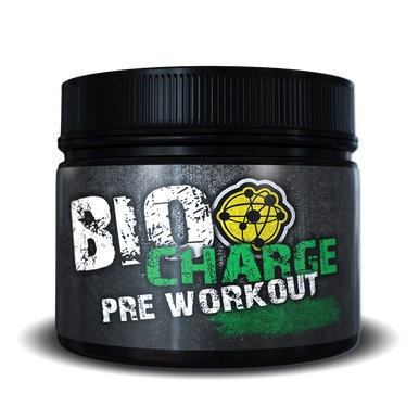 BIOCHARGE VEGAN PRE-WORKOUT