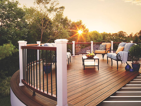 Why We Love Composite Decking