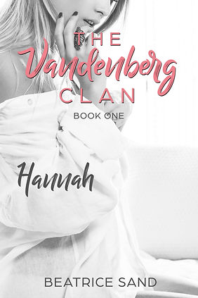 Hannah The Vandeberg Clan book one