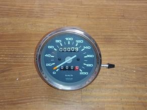 スピードメーター80φ