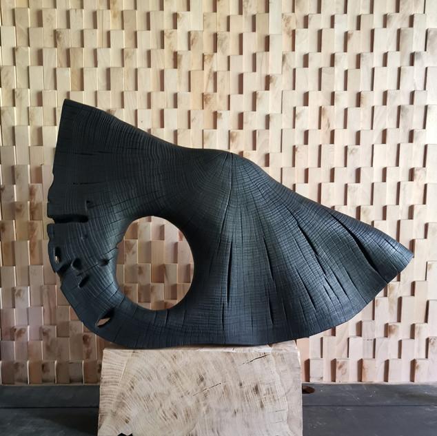 lucas castex sculpture landes bois