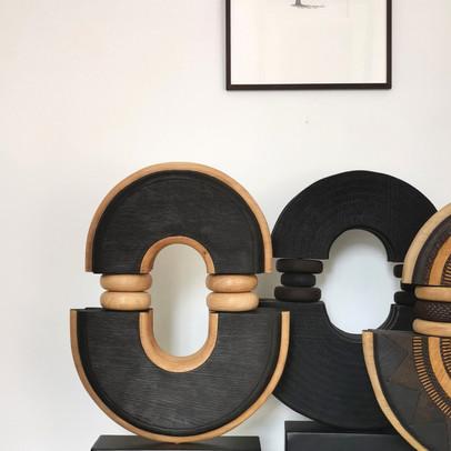 lucas castex sculpture bois landes