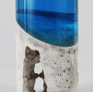 Concrete capsule