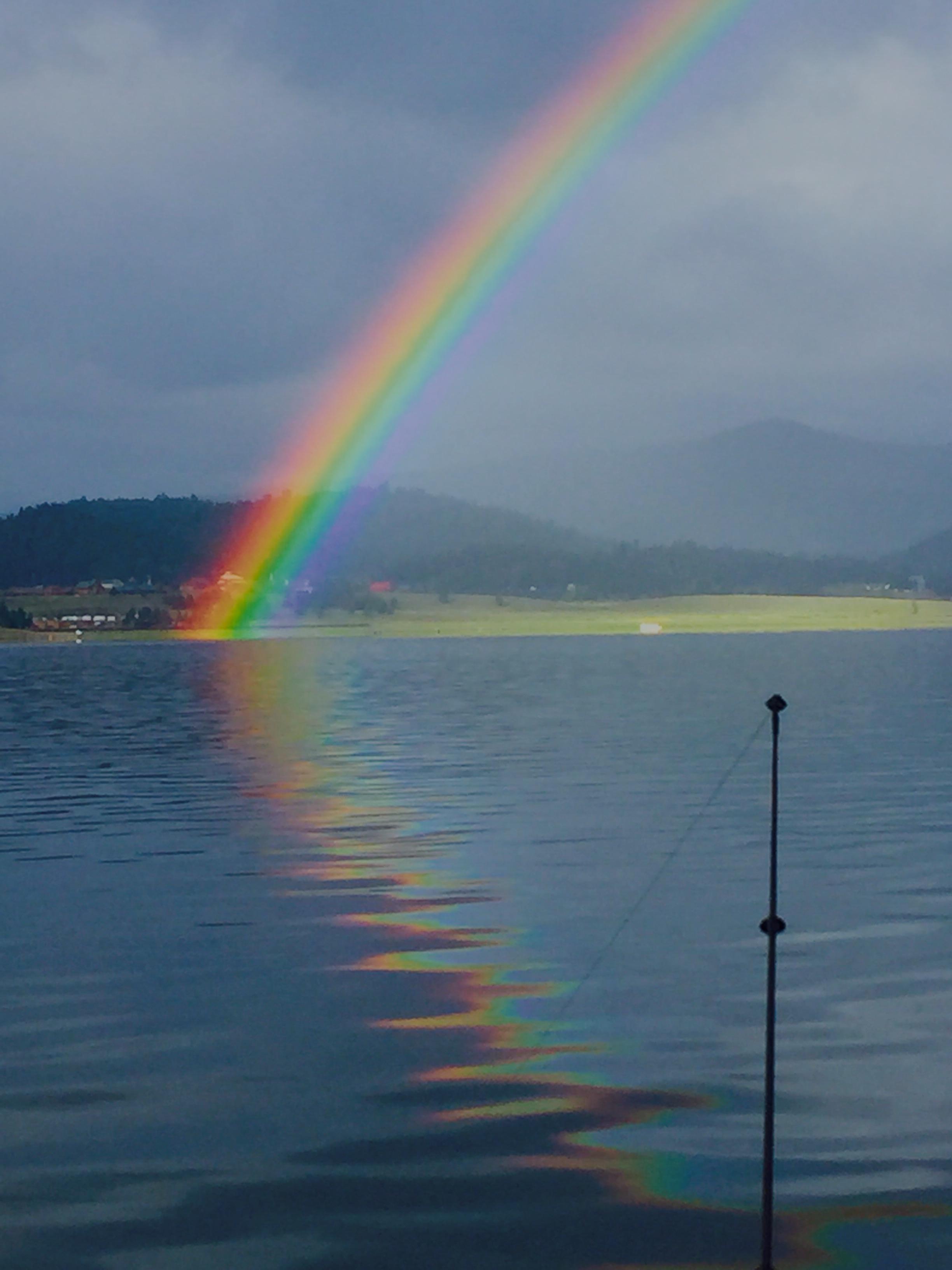 Rainbow Chakra Colors