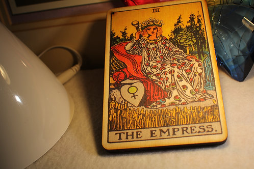 Tarot Incense Holder /Coasters
