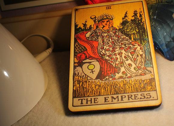 Tarot Incense Holder /Coasters
