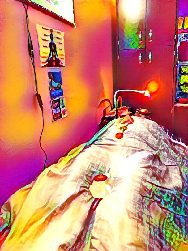 Healing orbs