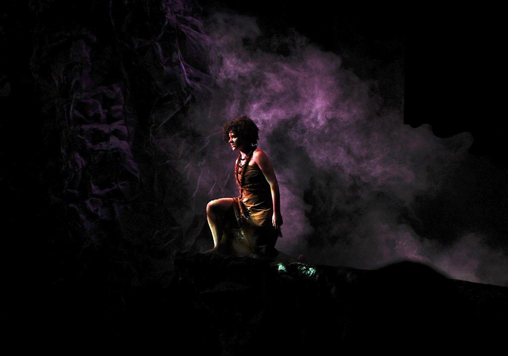 The Aborigine