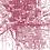 Thumbnail: Print of Spokane, WA and all its roads