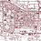 Thumbnail: Print of Florida State University and all its roads