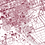 Thumbnail: Print of University of South Carolina and all its roads