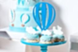 Birthday Cake and Treats