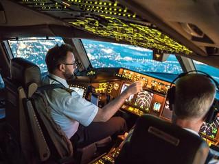 A resiliência dos pilotos: o que é e como ser aprimorada!