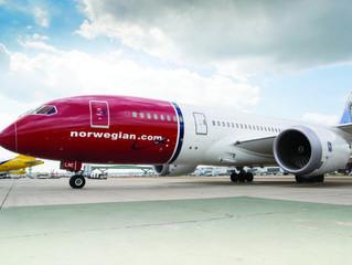 Norwegian inicia operações no Galeão