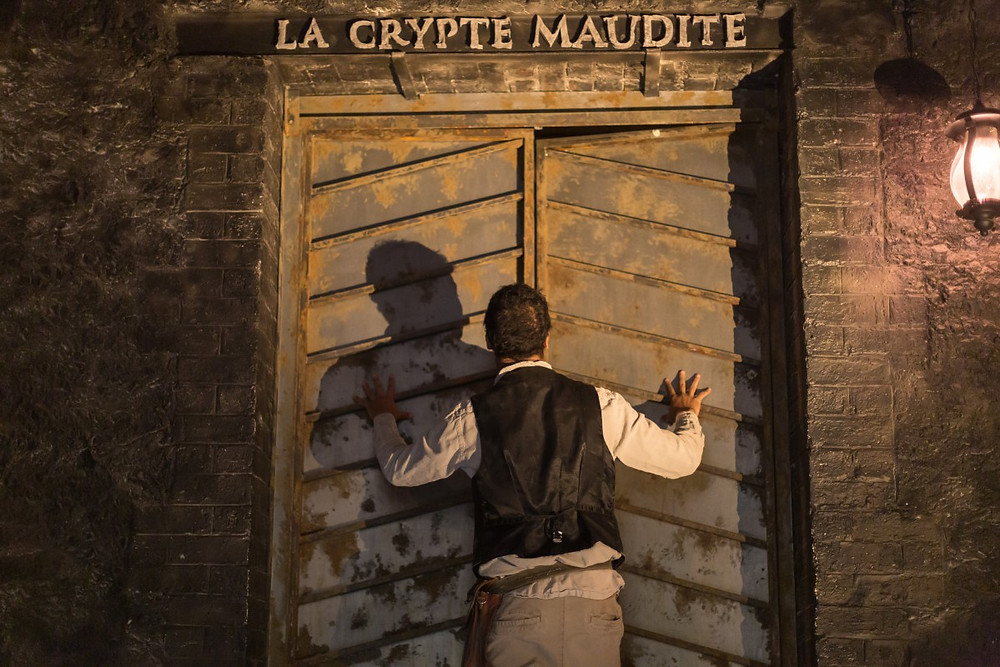 Escape Game Horreur - La Crypte Maudite - The Skeleton Key