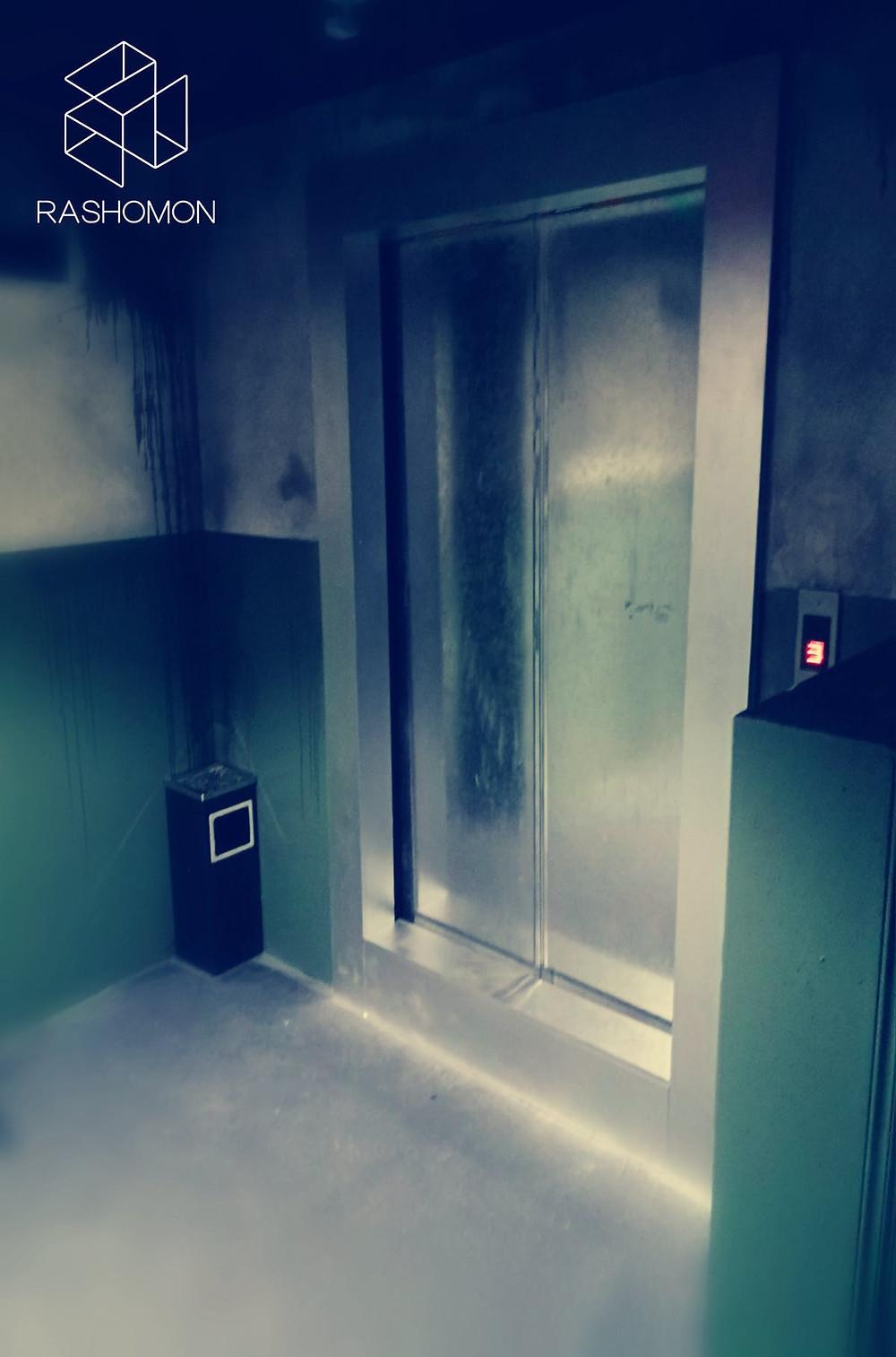 Escape Game Horreur - L'Ascenseur par Rashomon