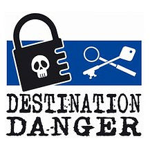 DESTINATION DANGER ESCAPE GAME