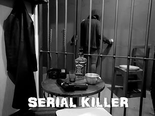 SERIAL KILLER ESCAPE YOURSELF CHARTRES