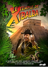 LE TEMPLE DE XIBALDA CLOCKWISE ESCAPE GAME