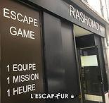 L'Ascenseur - Rashomon Esccape Game Paris