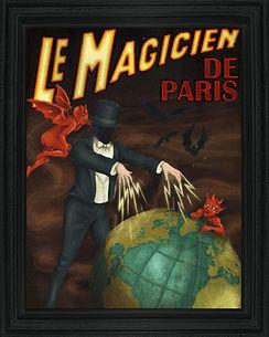 LE MAGICIEN DE PARIS - DEEP INSIDE