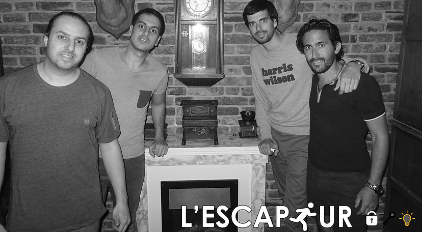 DA VINCI CODE PHOBIA PARIS ESCAPE GAME